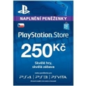 Sony PlayStation - Network Card 250CZK