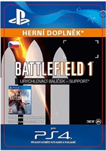 Battlefield 1 Shortcut Kit: Support Bundle (PS4)