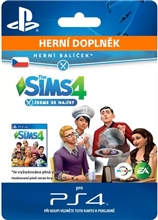 The Sims 4 Jdeme se najíst (PS4)