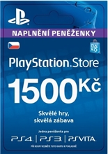 Sony PlayStation - Network Card 1500CZK