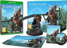 Biomutant Collectors Edition (X1)