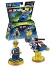 Lego Dimensions 71266 City Chase McCain Fun Pack