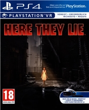 Here They Lie PS VR (PS4)