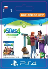 The Sims 4 Laundry Day Stuff (PS4)