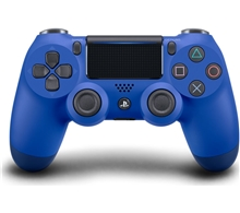 Sony Dualshock 4 Controller (blue) (PS4)