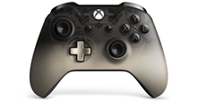 Microsoft Xbox One Wireless Controller (Phantom Black) (X1)