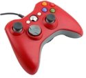 Gamer Wired Controller Red (X360/PC)