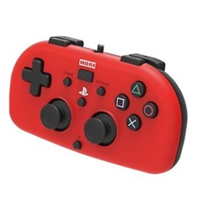 HORI - Wired Controller Light - Ovladač - Červený (PS4)