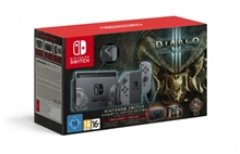 Konzole Nintendo Switch Diablo III Limited Edition (SWITCH)