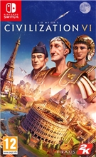 Sid Meiers Civilization VI (SWITCH)