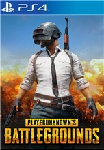 Player Unknowns Battlegrounds - Voucher (PS4)