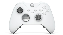 Microsoft Xbox One Wireless Elite Controller - bílý (X1)