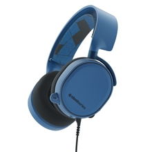 Headset SteelSeries: Arctis 3 - Modrá (PC/PS4X1)
