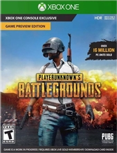 Player Unknowns Battlegrounds (Voucher - kód ke stažení) (X1)