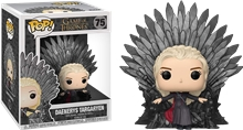 Figurka (Funko: Pop) Game of Thrones: Daenerys Targaryen na Železném trůnu