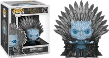Figurka (Funko: Pop) Game of Thrones: Night King na Železném trůnu