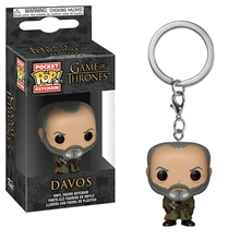 Klíčenka - Funko POP! Game of Thrones - Davos