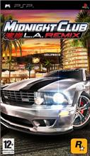Midnight Club 4: L.A. Remix (PSP)