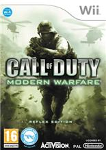 Call of Duty 4 Modern Warfare Reflex (Wii)
