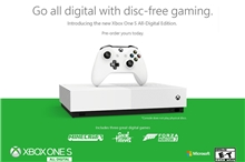 Konzole Xbox One S 1TB All-Digital Edition (X1)
