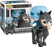 Figurka (Funko: Pop) Game of Thrones - White Walker on Horse
