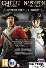 Empire Total War + Napoleon Total War (GOTY) (PC)