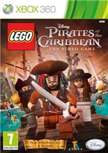 LEGO Pirates of the Caribbean: The Video Game (X360)