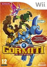 Gormiti: The Lords Of Nature! (Wii)