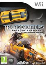 Transformers: Dark of the Moon + Toy (Wii)