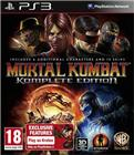 Mortal Kombat Complete (PS3)