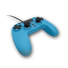 VX4 Wired Premium Controller - modrý (PS4,PC)