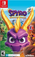 Spyro Reignited Trilogy (SWITCH)