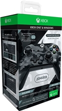 PDP Deluxe Wired Controller pro Xbox One - Black Camo (X1)